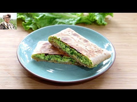 Breakfast In 10 Minutes – No Oil Healthy & Quick Paneer Paratha – Tiffin Recipes – Skinny Recipes