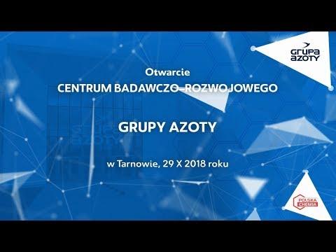 Grupa Azoty otworzyła w Tarnowie nowe Centrum Badawczo-Rozwojowe - zdjęcie