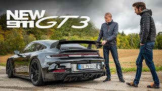 New Porsche 911 GT3 (992 Generation): EXCLUSIVE First Look with Andreas Preuninger | Carfection 4K by Carfection