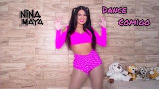 Vídeo aula - NÃO FALA NÃO PRA MIM - Jerry Smith Humberto e Ronaldo By Cia Nina Maya (TUTORIAL)