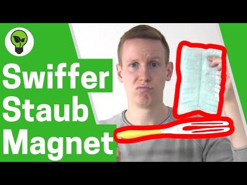 Swiffer Staubmagnet Anwendung ✅ ULTIMATIVE ANLEITUNG: Wie Duster Kit XXL Zusammenbauen & Befestigen?