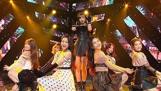 OH MY GIRL(오마이걸) - Remember Me(불꽃놀이) @인기가요 Inkigayo 20181007