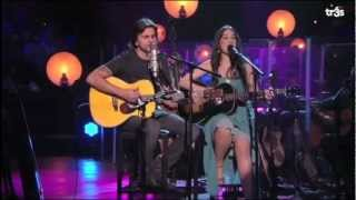 Gambar cover Juanes Fotografia (Acoustic live) feat Emanuela Bellezza MTV Unplugged