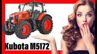 KUBOTA M7152 premium KVT 🚜 [the KUBOTA power] 🌽🌳
