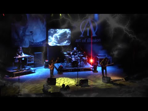 Art of Illusion - Distance (official video) online metal music video by ART OF ILLUSION