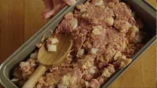 How To Make Old-Fashioned Meatloaf | Meatloaf Recipe | Allrecipes.com
