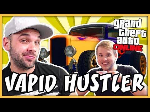 NÁDHERNEJ HOT ROD v GTA V ONLINE! | Pedro a Jirka