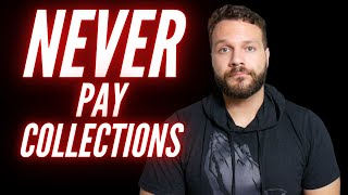 Do NOT Pay Collections Agencies | Debt Collectors EXPOSED