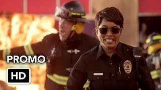 9-1-1 | Season 2 - Returns in March Promo
