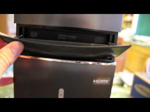 Acer Aspire ATC 605 Desktop unboxing
