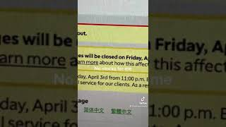 Stock Market Closed for Good Friday? #shorts #lol #stockmarket