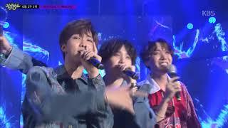 [뮤직뱅크] 6월 2주 1위 '방탄소년단 - FAKE LOVE' 세리머니 Cut