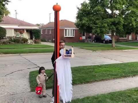 A Socially Distant Halloween