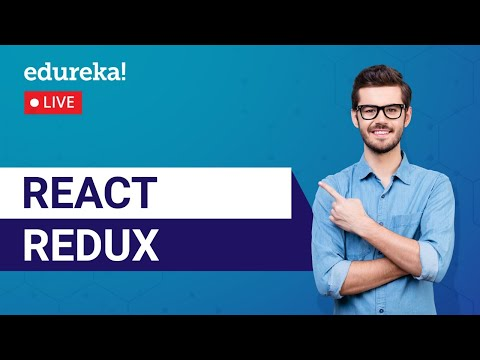 React Redux Tutorial For Beginners | React Redux Training ...