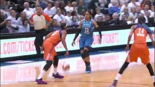 Maya Moore and Diana Taurasi Duel on Opening Night by WNBA