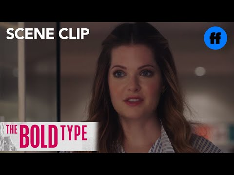 The Bold Type | Season 1, Episode 3: Sutton Goes After Her Dream Job | Freeform