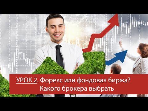 Российский брокер для форекса