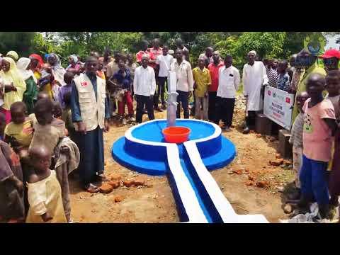 Afrika Uganda Su Kuyusu Projesi 2020