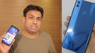 Honor 8X Mid Range Smartphone Review with Pros & Cons