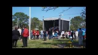 preview picture of video 'Kiviõli linnapäev'