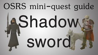 [OSRS] The General's Shadow mini-quest guide