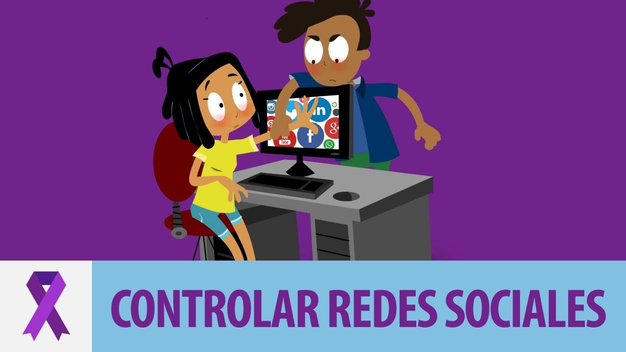Controlar lo que hace tu pareja en las redes sociales...