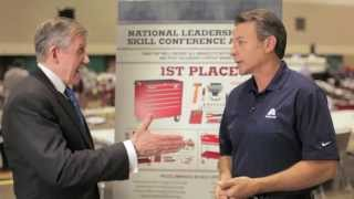 Snap-On CEO, Nick Pinchuk at SkillsUSA Championships
