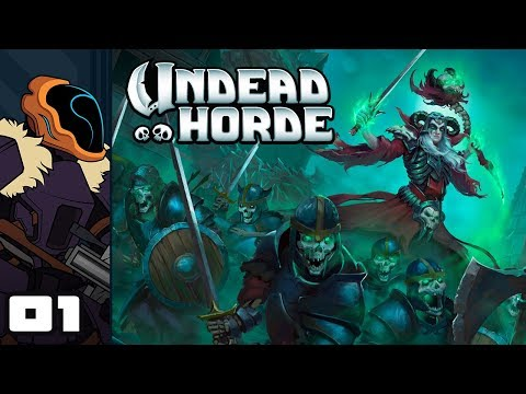 Let's Play Undead Horde [Early Access] - PC Gameplay Part 1 - Rise My Minions!