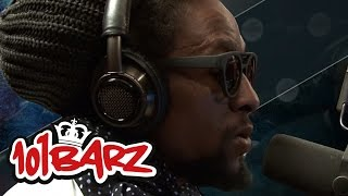 101Barz - Wintersessies 2014/2015 - Jah Cure