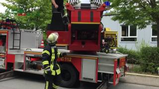 Brand in Brilon am 22.06.2016 – 12:30 Uhr