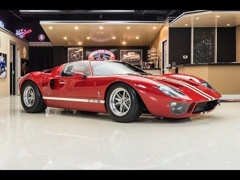 Video of '66 GT40 - PRWO