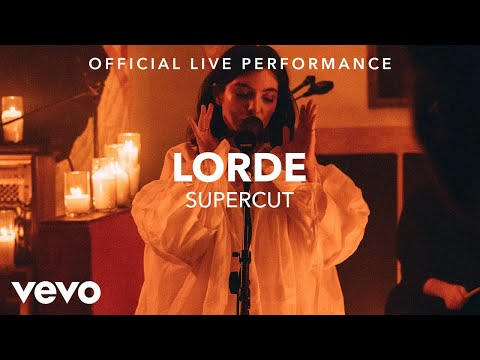 Supercut Vevo x Lorde