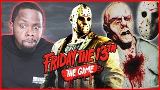 ATTEMPTING TO KILL JASON! - Friday The 13th Gameplay Ep.17