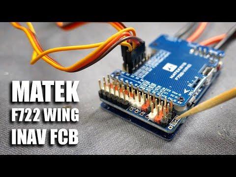 matek-f722-wing-inav-fcb