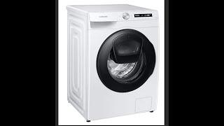 Samsung WW83T554AAW Waschmaschine 8Kg-1400 U/min-AddWash-Wifi-Steuerung