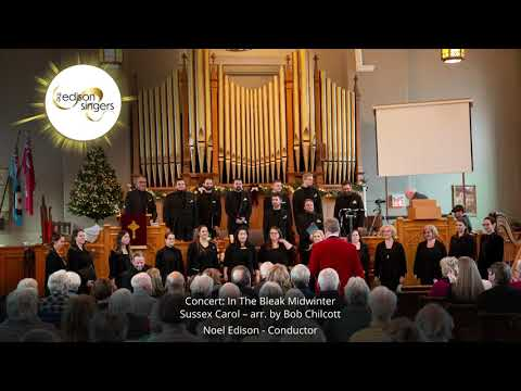 Sussex Carol - arr. by Bob Chilcott