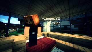 Minecraft epizode intro + outro