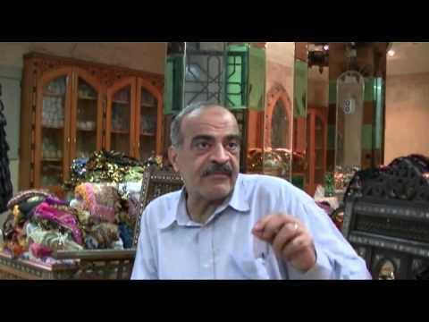 Mahmoud Abd El Ghaffar (al Wikalah) Interview - Cairo 2015 with Yasmina Ramzy