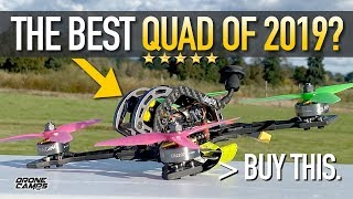 BEST FPV RACING QUAD of 2019? - GEPRC MARK 3 Race Quad - REVIEW & FLIGHTS ????