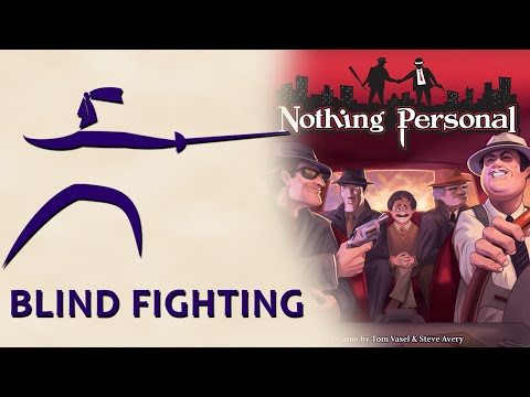 Duealality Gamecast reviews Nothing Personal