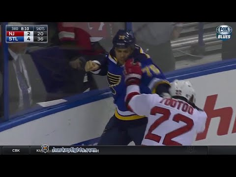 Ryan Reaves vs. Jordin Tootoo