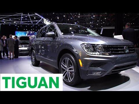 2018 Volkswagen Tiguan Preview | Consumer Reports