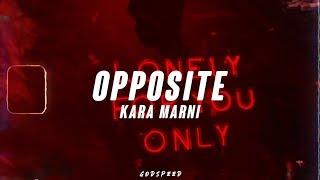 Kara Marni   Opposite