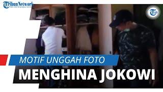 Terungkap Motif Ketua FPI Galang Medan Unggah Foto Megawati Gendong Presiden Joko Widodo