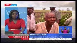 Man beheads wife in Muhoroni after finding her with another man in sugar plantation