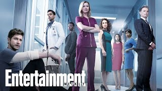 The Resident's Craziest Cases | Entertainment Weekly