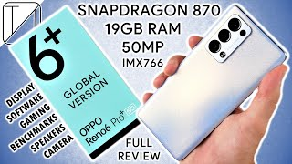 OPPO Reno6 Pro+ Unboxing and Detailed Review - Crafted to Perfection