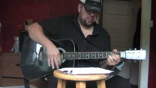 Bossier City (David Allan Coe Cover by Bryan Pully)