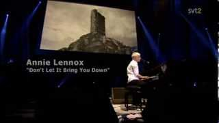 Annie Lennox - Don't Let It Bring You Down (Live Peace One Day Gala 2008)