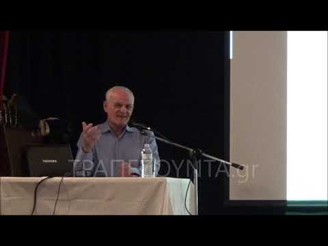 Ο Νίκος Ζουρνατζίδης μιλά για την ποντιακή παράδοση σε διημερίδα της «Τραπεζούντας» Φυλής